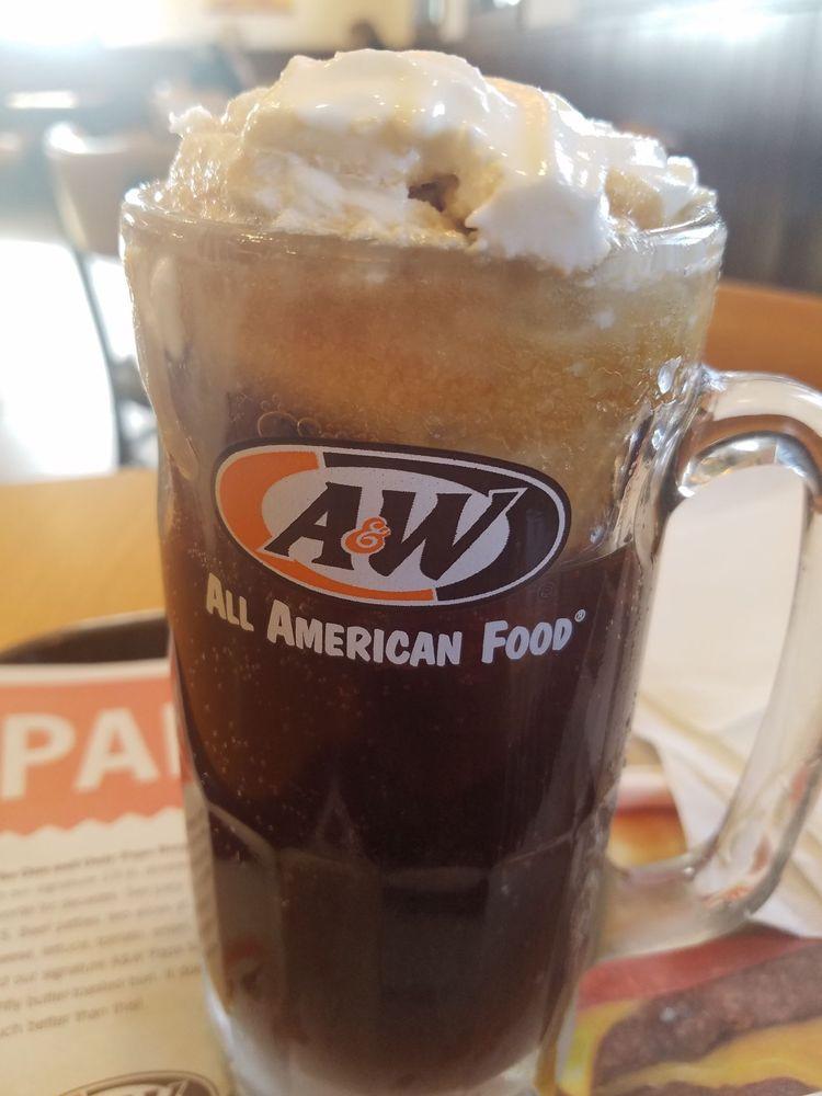 A&W Restaurant: 111 Millennium Dr, Platteville, WI