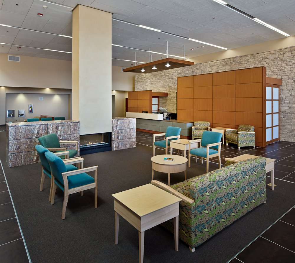 Guadalupe County Hospital: 117 Camino de Vida, Santa Rosa, NM