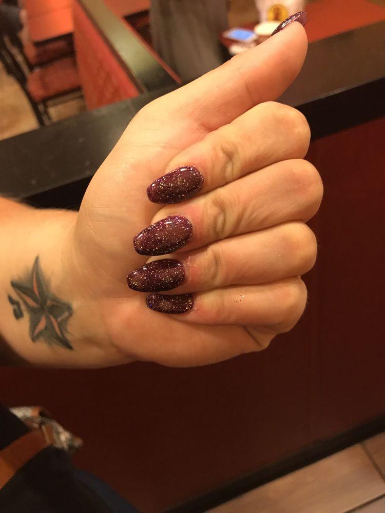 Luxury Nails: 410 Miracle Mile Plz, Lebanon, NH
