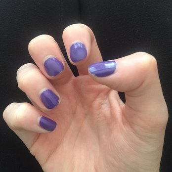 Photo Of Nail Sparty Wilmington Nc United States First Day Chipped
