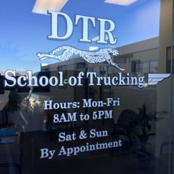 Dtr School Of Trucking Educational Services 3133 W Post Rd