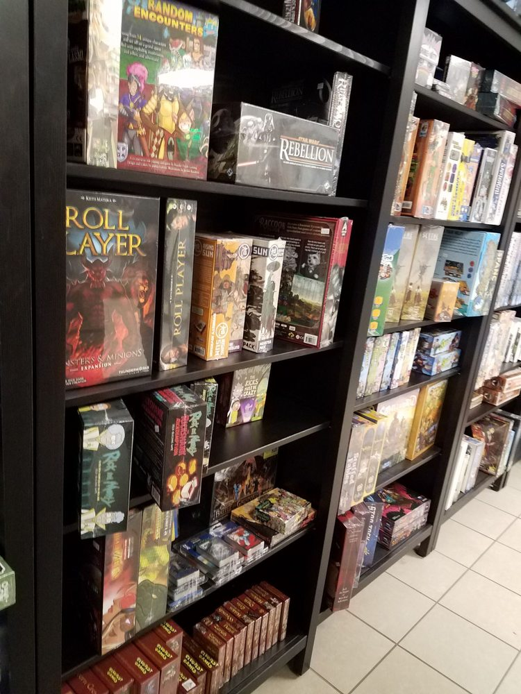 Pandemonium Games & Hobbies: 6033 Middlebelt Rd, Garden City, MI