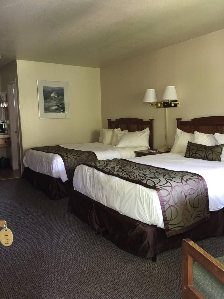 Americas Best Value Inn Mariposa Lodge: 5052 State Hwy 140, Mariposa, CA