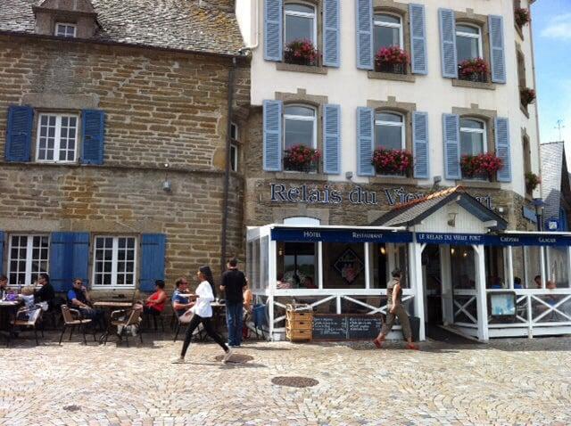Le relais du vieux port 19 avis cr perie 1 quai - Hotel relais du vieux port le conquet ...
