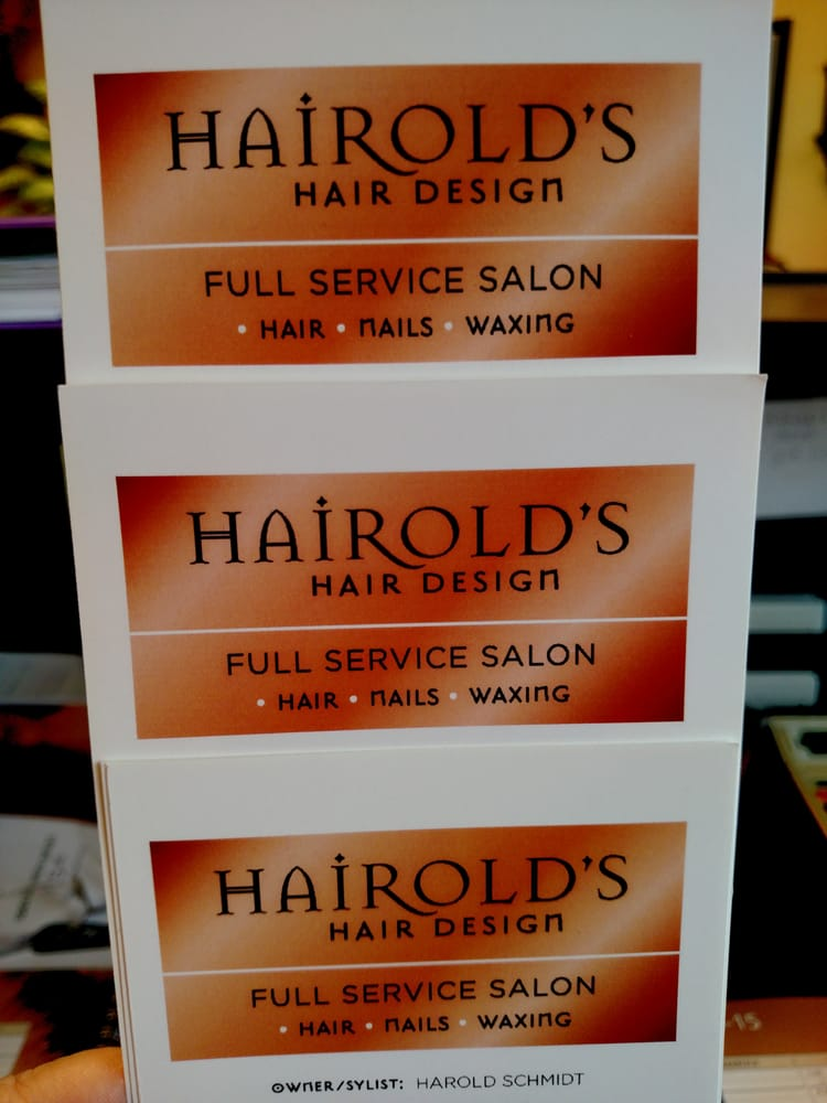 Hairold's Hair Design: 9672 US 31 S, Interlochen, MI