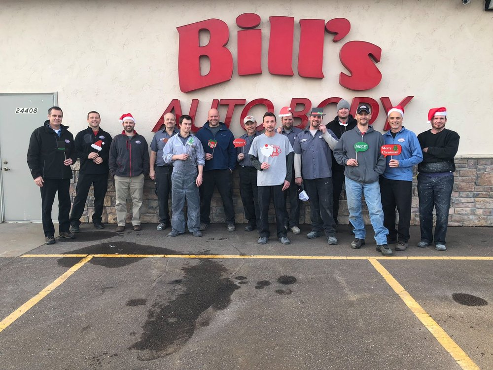 Bill's Auto Body: 24408 Greenway Ave, Forest Lake, MN