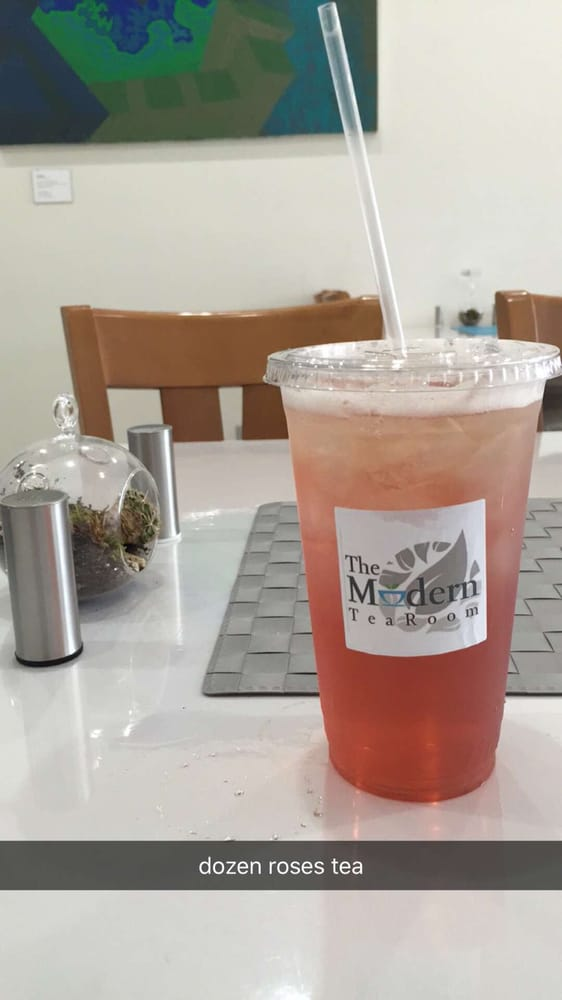 The Modern Tea Room Lancaster Ca