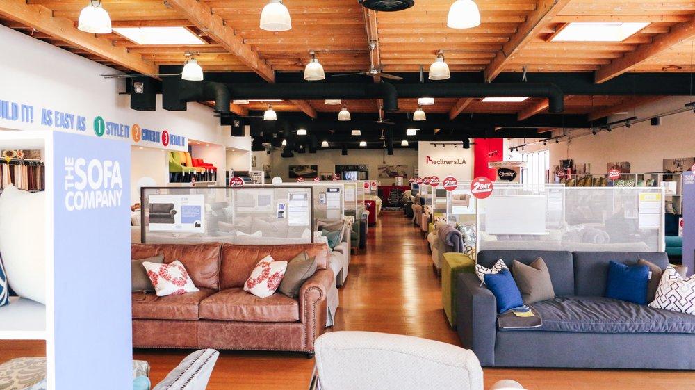 Photo Of The Sofa Company Costa Mesa Ca United States