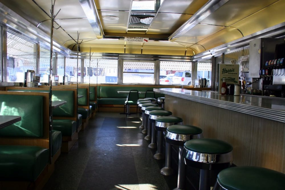 Harris diner closed diners 21 n park st east orange - Bj s wholesale club garden city ny ...