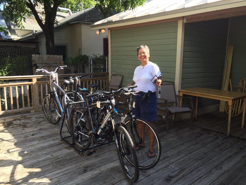 Alamo Bike Shop