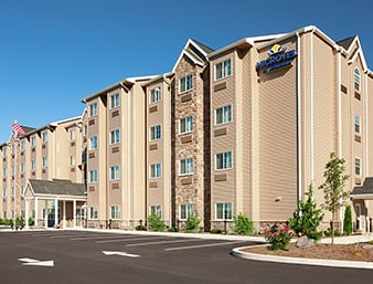 Microtel Inn & Suites by Wyndham Wilkes Barre: 1185 Highway 315, Wilkes-Barre, PA