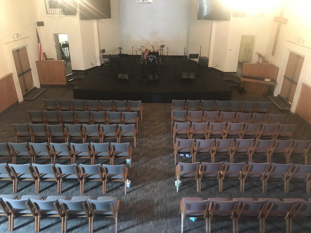 The River Community Church   889 E Santa Clara St, Ventura, CA, 93001   +1 (805) 648-7955