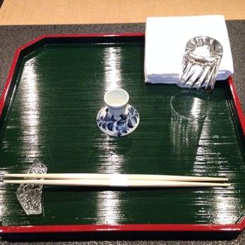 Hamo (whitefish), wakame, and ume soup - Yelp
