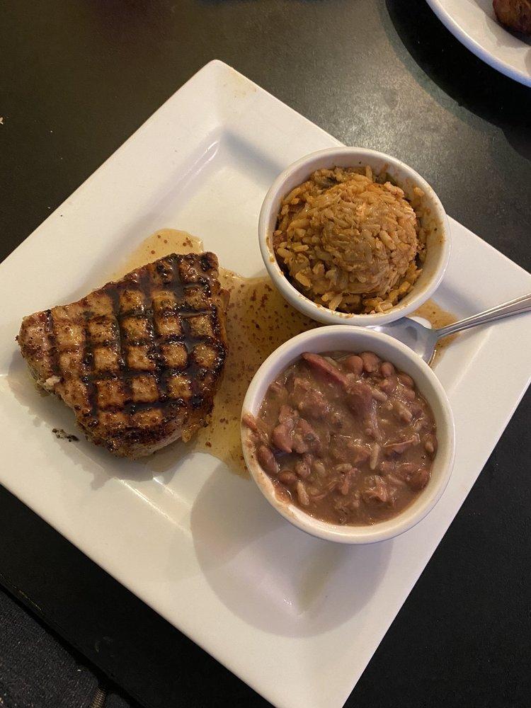 Les Bon Temps Louisiana Kitchen: 248 Gilmer Ferry Rd, Ball Ground, GA