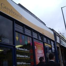 Greyhound print printing photocopying 79 whiteladies road photo of greyhound print clifton bristol united kingdom reheart Images