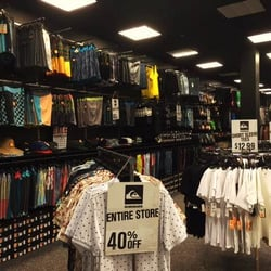 Quiksilver Factory - CLOSED - Outlet Stores - 900 Dana Dr