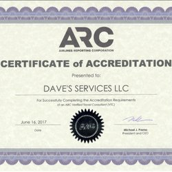 Dave's Services - - Travel Agents - Pearl City, HI - Phone