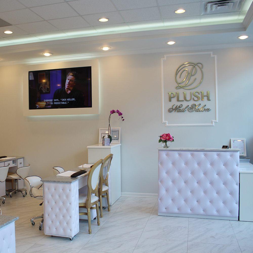 Plush Nail Salon: 1848 W Chicago St, Chicago, IL