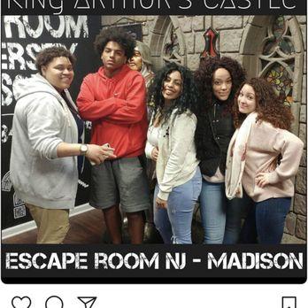 Madison Nj Escape Room