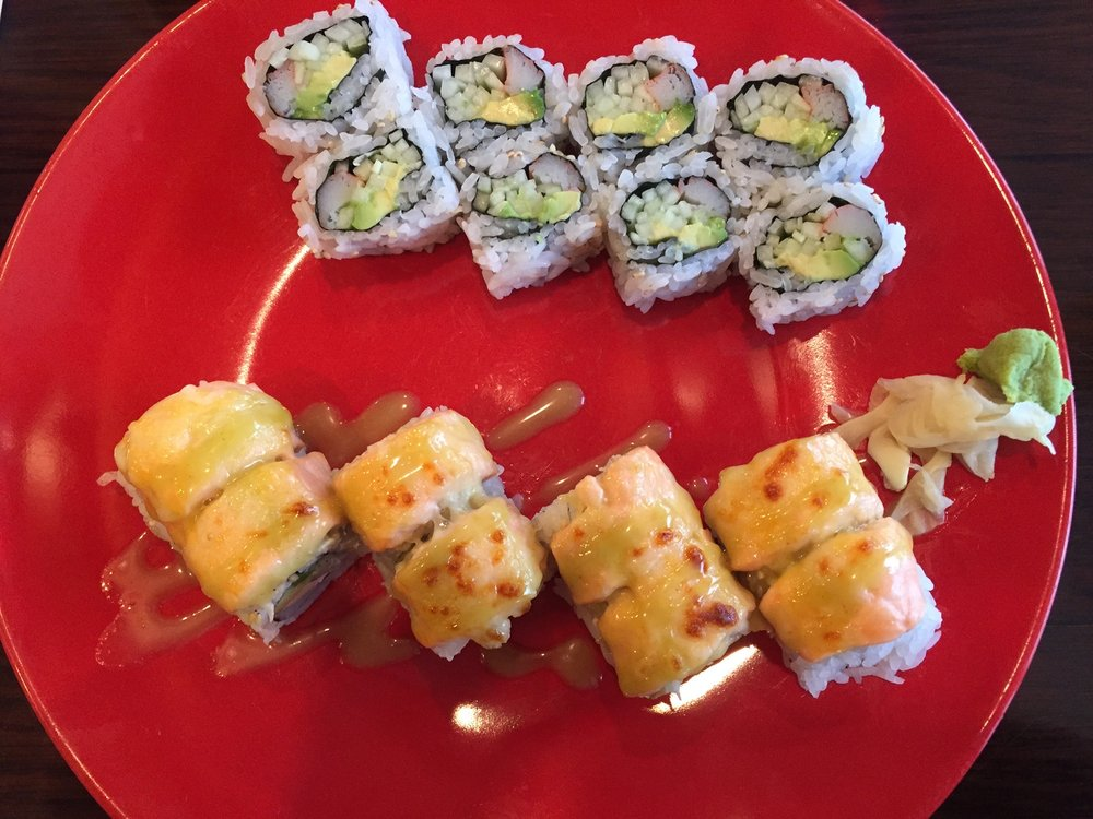 Xuan Fusion Sushi: 6007 Us-60, Barboursville, WV
