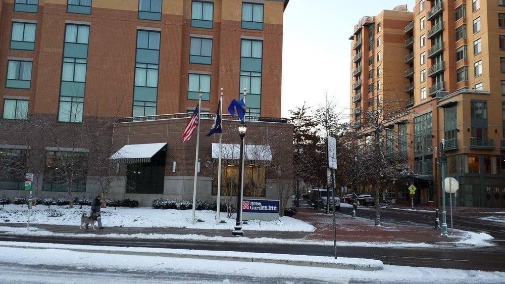 Hilton Garden Inn Arlington Shirlington 62 Foton 64 Recensioner Hotell 4271 Campbell Ave