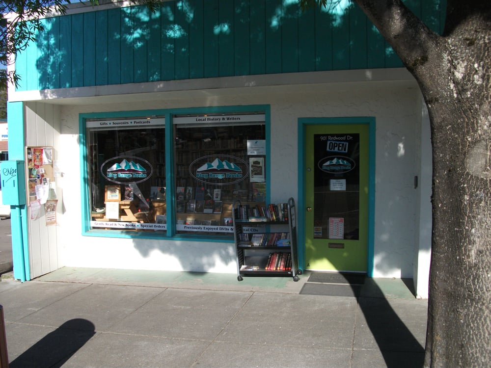 King Range Books: 901 Redwood Dr, Garberville, CA