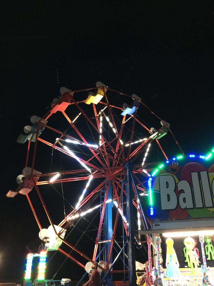 Etowah County Fair Assoc: Griffin St, Attalla, AL