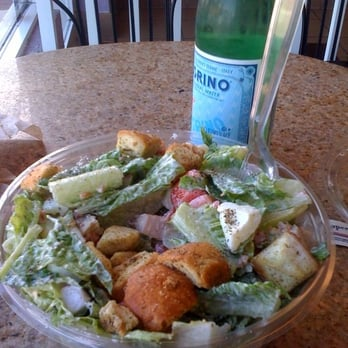 Salad Creations Miami Beach