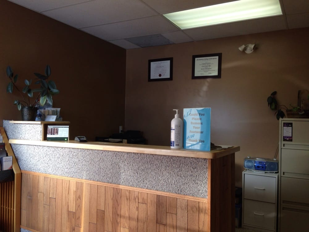 Allen Chiropractic: 130 Second E, Fort Frances, ON