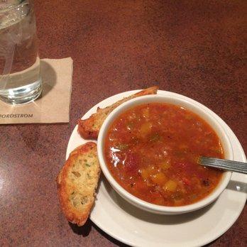 Nordstrom Marketplace Cafe Dallas Menu