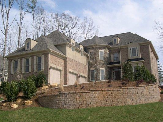 Sage homes indhent et tilbud ejendomsudviklere 7937 for Custom house charlotte