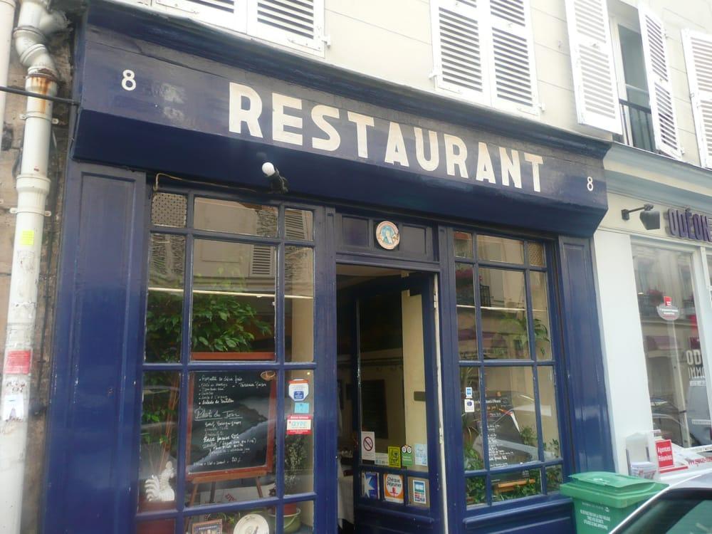 Restaurant Avec Terrasse Boulevard Saint Germain Paris