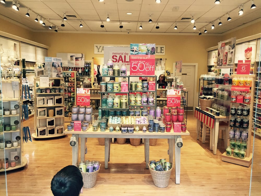 Yankee Candle Home Decor 2162 Galleria At Tyler Glendale Riverside Ca United States