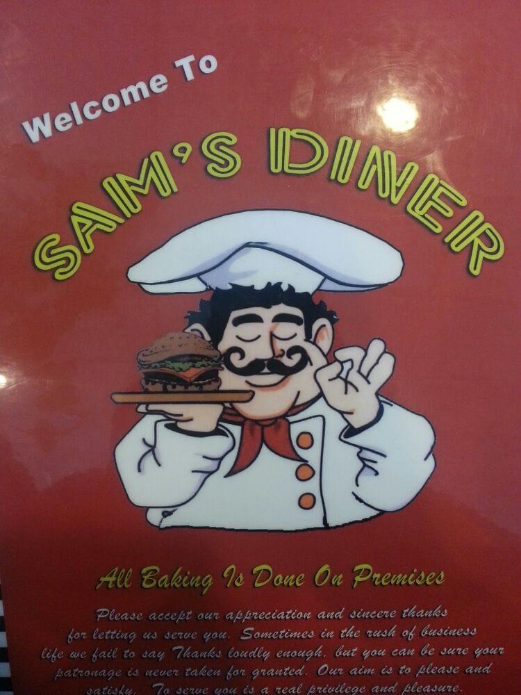 Sam S Diner Closed Diners 3001 W Cheltenham Ave