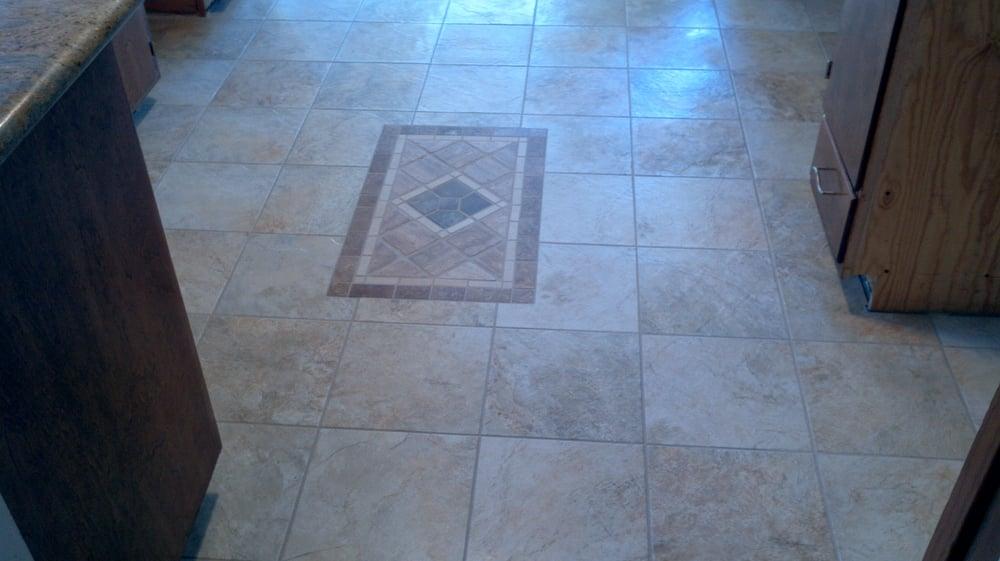 Paul And Company Install Daltile Desert Crema Tile With Prebuilt - Daltile oakland