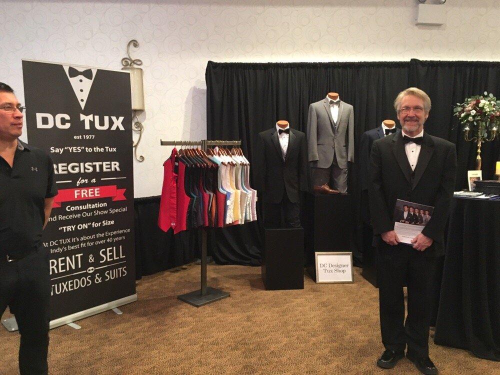 DC Designers Tux Shop