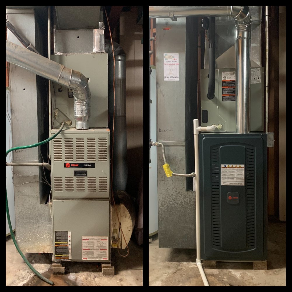 Comfort Pros Heating and Cooling: 3004 SW-US Hwy 40, Blue Springs, MO