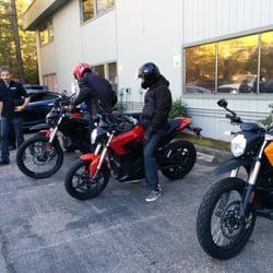 Zero Motorcycles Inc. logo