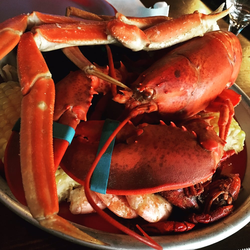 Lobster Haven: 12807 W Hillsborough Ave, Tampa, FL