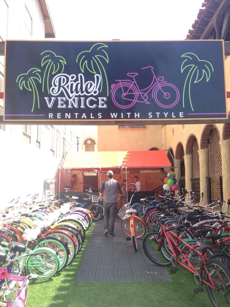 Ride! Venice