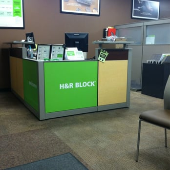 Photo Of H R Block Arnold Mo United States Nice Front Office Area