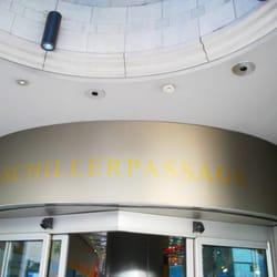 Schillerpassage Frankfurt schillerpassage shopping passages ramhofstr 2 4 innenstadt