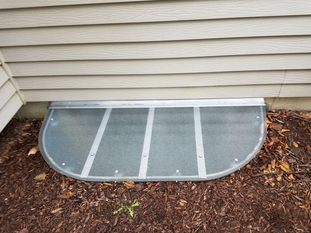 HandyManny Custom Window Well Covers