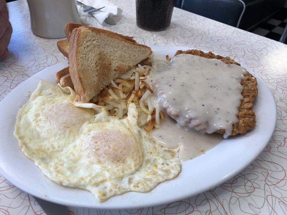 Penny 's Diner: 707 E Webster St, Morrill, NE