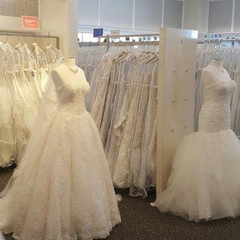 David's Bridal Website