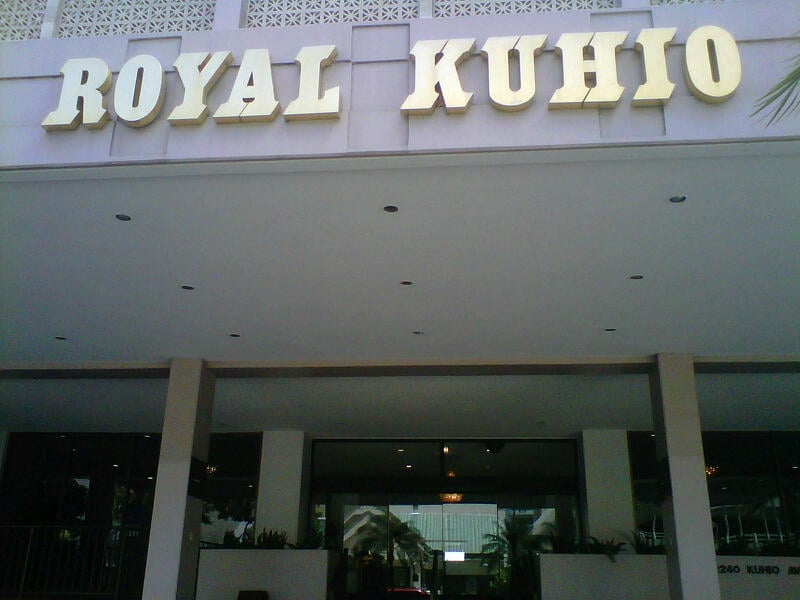 The royal kuhio yelp for Kuhio motors service department