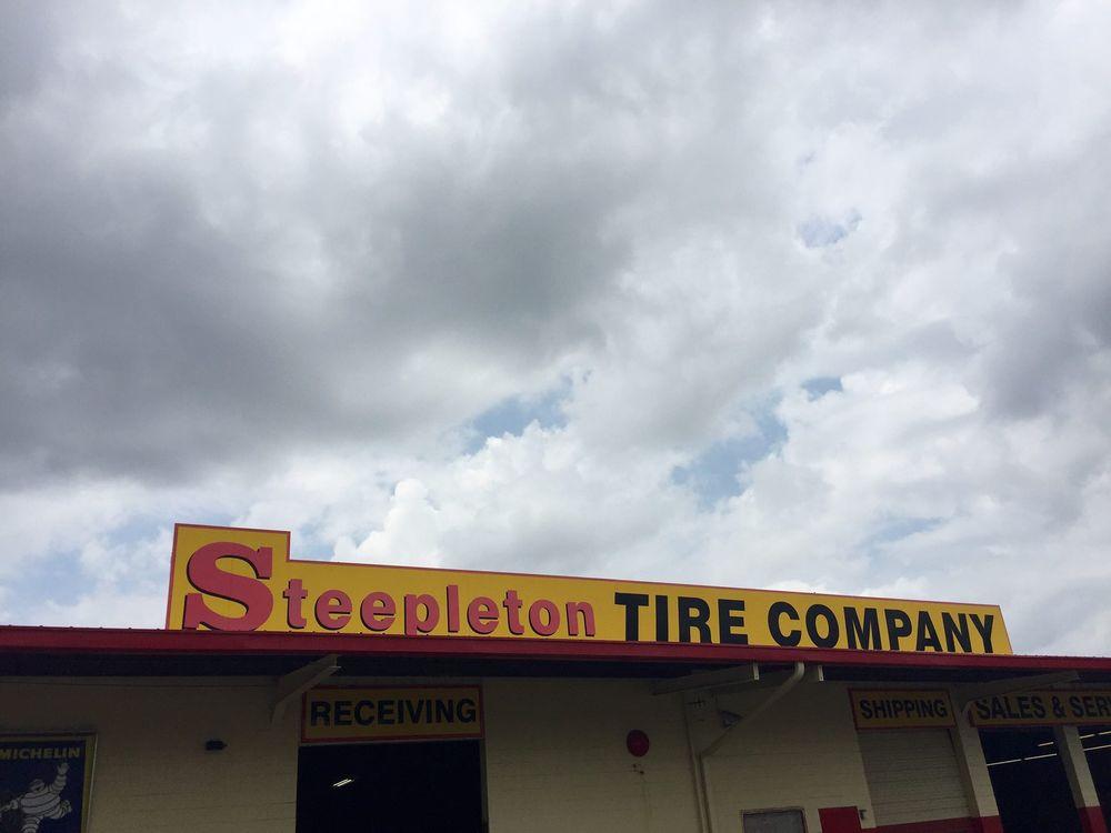 Steepleton Tire Company