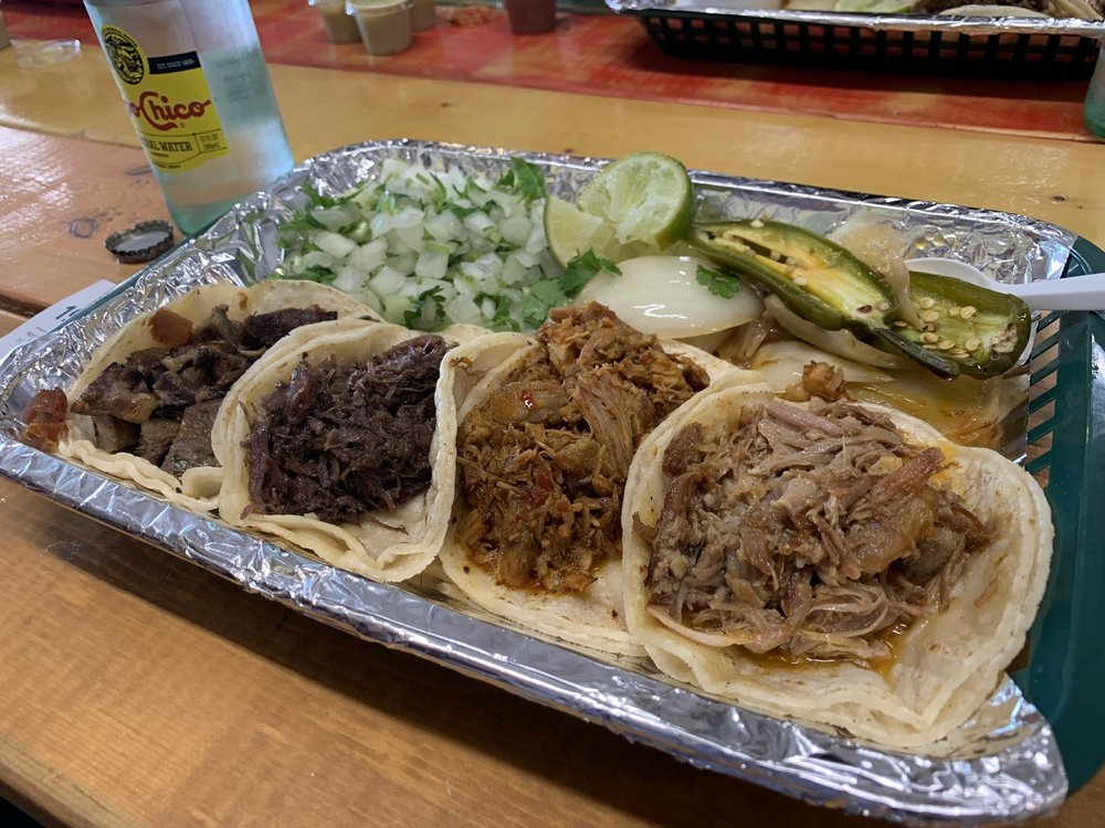 Food from Tacolicious