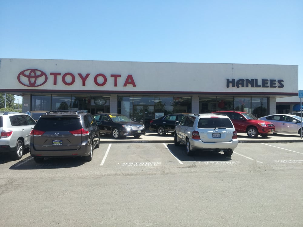 Welcome To Hanlees Davis Toyota Yelp