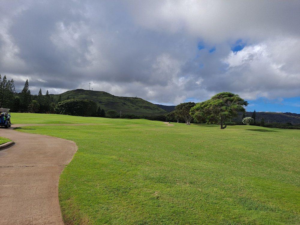 Arnold Palmer Course: 57-091 Kamehameha Hwy, Kahuku, HI